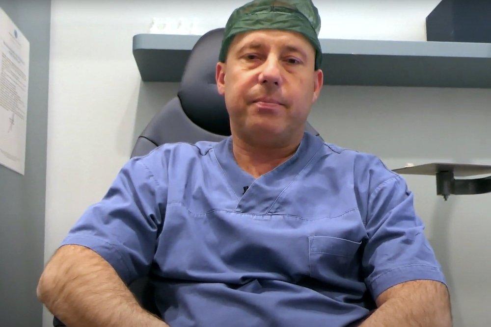 Cura glaucoma con Laser micropulsato a 810 nanometri