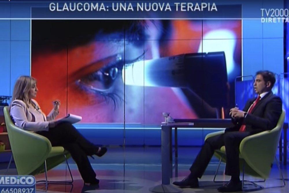 Glaucoma curato con la viscocanalostomia